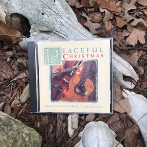 Other - Peaceful Christmas music cd